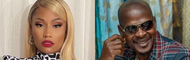 Mr. Vegas grijpt naast royalties voor Nicki Minaj 'Megatron'